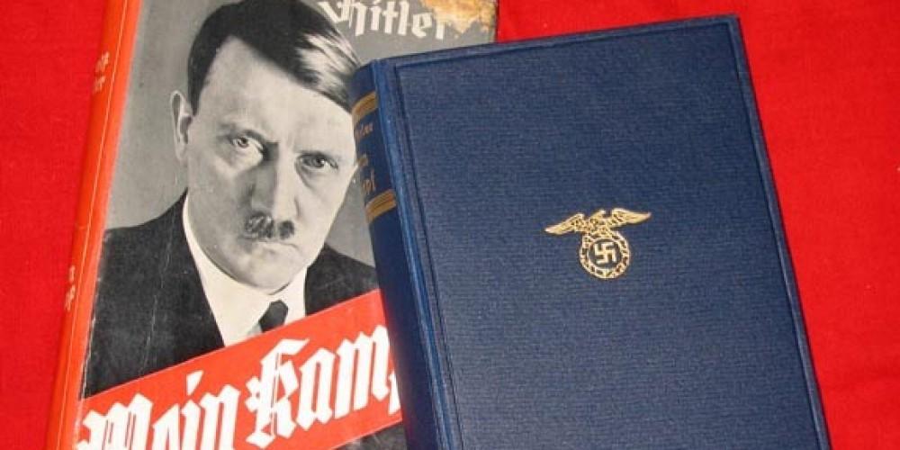 Гитлердің күнделігі 65 000 АҚШ долларына сатылды
