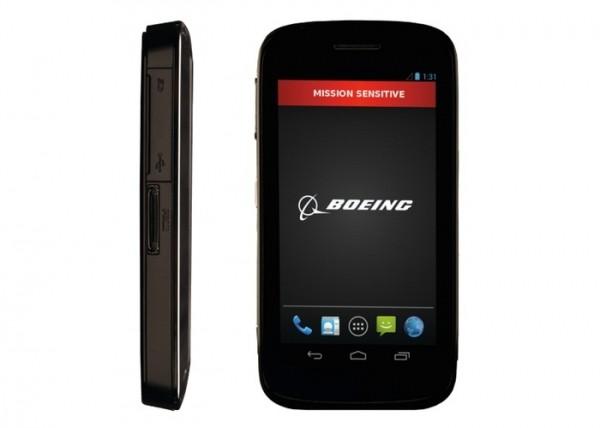 Boeing Black смартфонымен таныс болыңыздар...