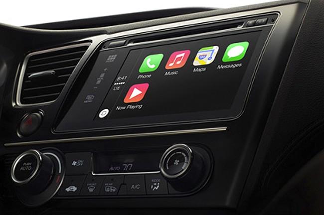 iPhone-ды көлікте қолдануға ерік беретін технология