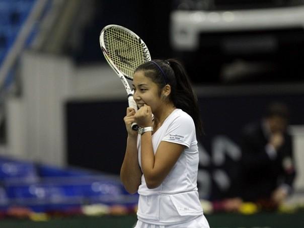 Зарина Диас Қытайда өтіп жатқан турнирдің финалына шықты