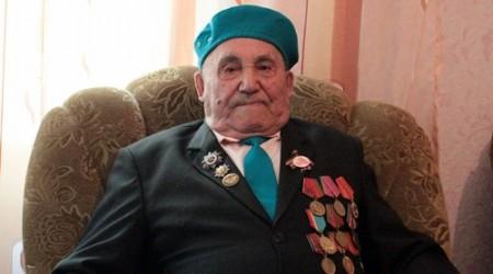 Ұлы Отан соғысының ардагері Құсайын Ысқақов: