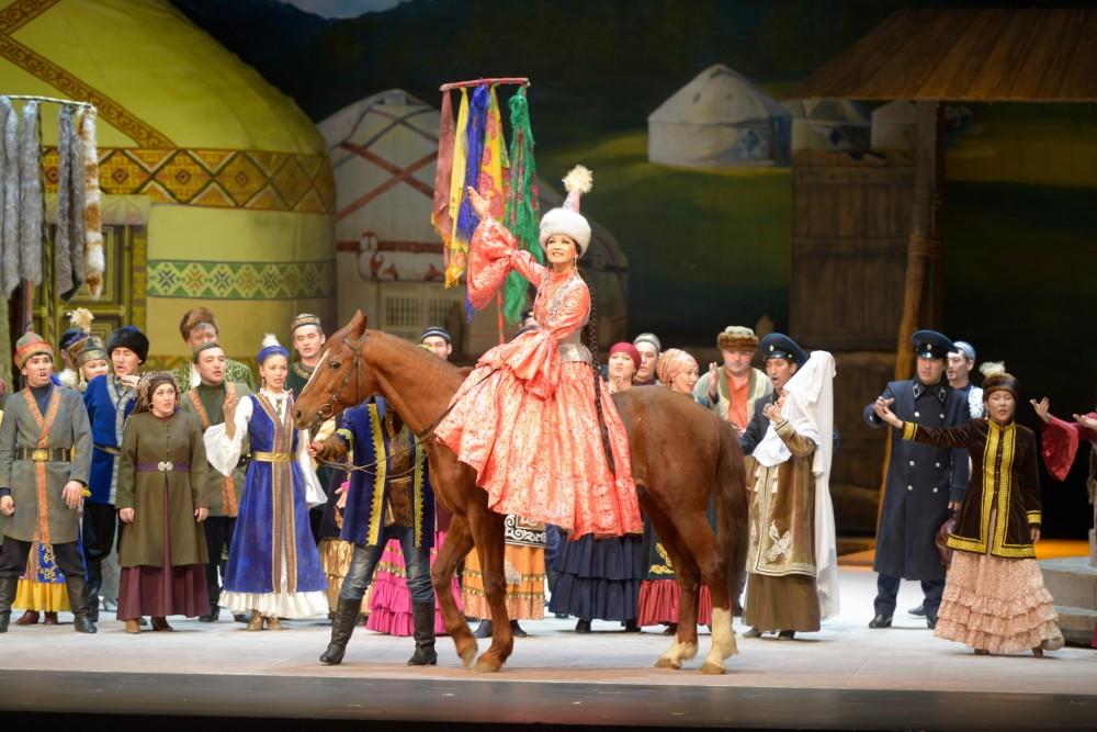 «Астана Операның» Маринский театрындағы гастролі аяқталды