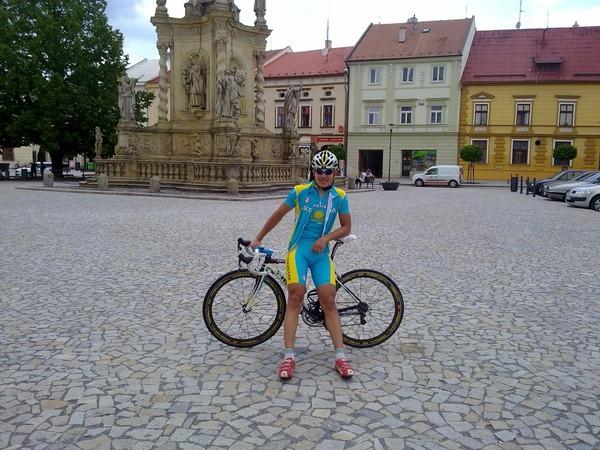 «Астана» велокомандасының спортшысы дүниеден озды