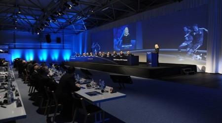 Астанада УЕФА-ның ХХХVIII конгресі өтеді