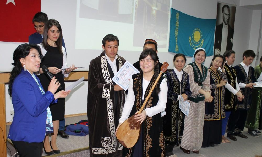 Гази университетінің студенттері Наурыз мейрамын тойлады