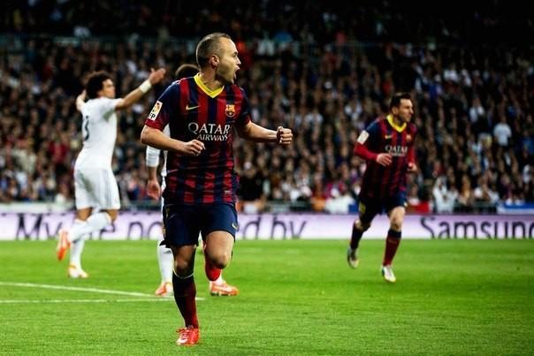 «Барселона» Мадридте жеңіске жетті