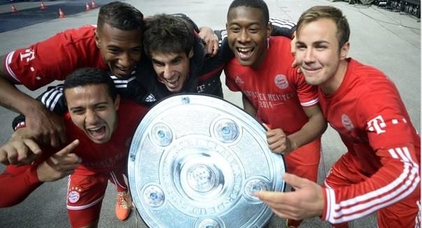 «Бавария» - Германия чемпионы!