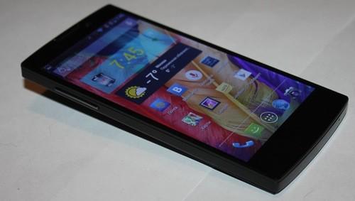 Highscreen Boost 2 – екі батарея және екі сим-карта