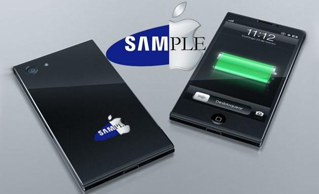 Apple мен Samsung бірігіп жаңа смартфон жасап шығармақ