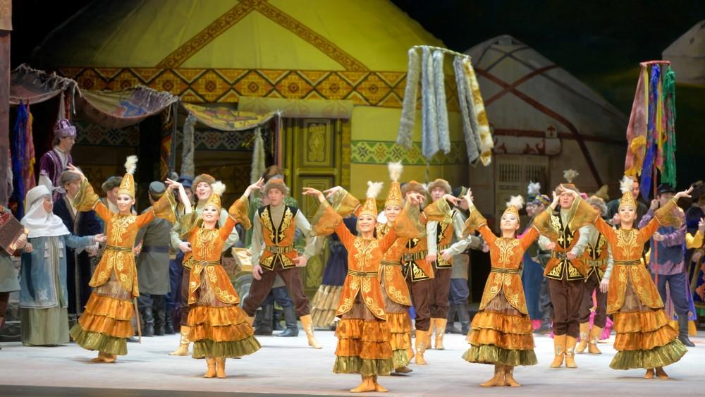 «Астана Опера» жұмысы «Біржан-Сарамен» жалғасады