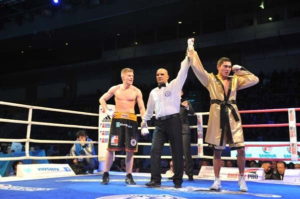 «Astana Arlans» жартылай финалға өтті