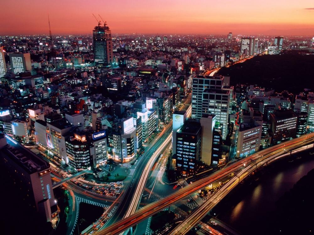 Токио қаласы туралы қызықты мәліметтер