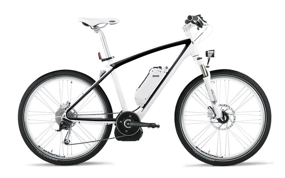 BMW жаңа велосипед шығарды
