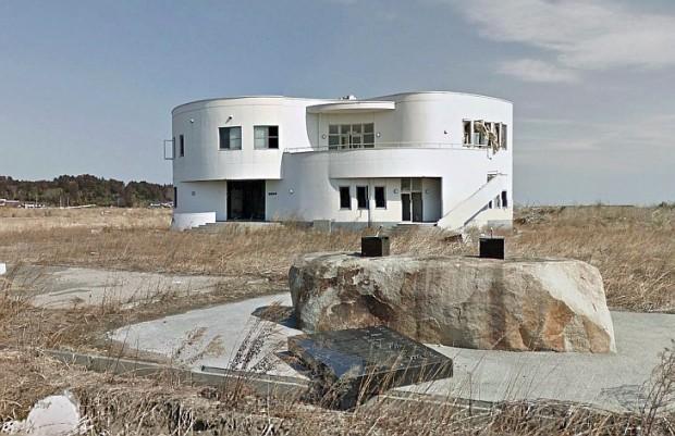 Цунамидің астында қалған Намиэ қаласы: Google Street View көзімен