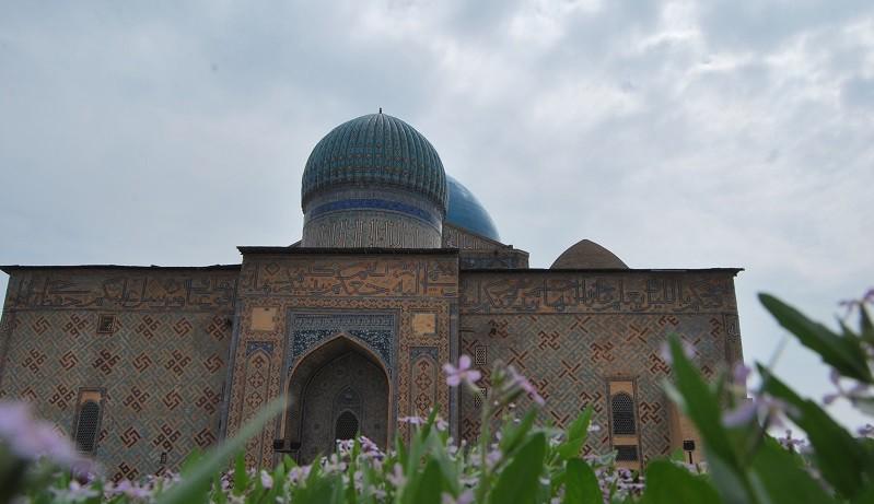 Массагет – Түркістан сапары