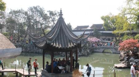 Менің Шанхайдағы күндерім