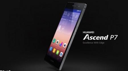 Huawei Ascend P7 - ең жұқа әрі стильді смартфон