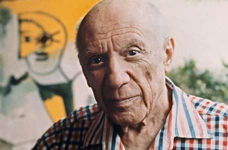 Пабло Пикассо -