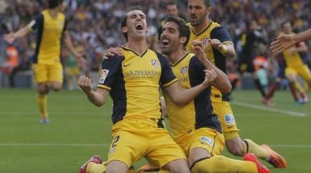 «Атлетико» оныншы рет Испания біріншілігін бағындырды