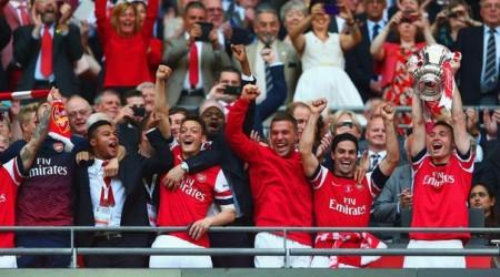 Англия кубогы «Арсеналға» бұйырды