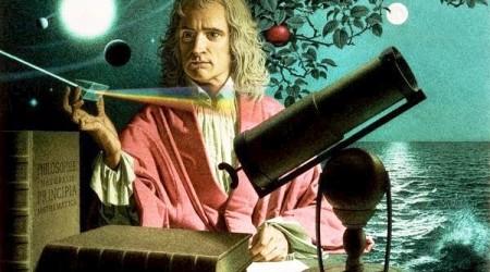 Ньютон ашқан жаңалықтар
