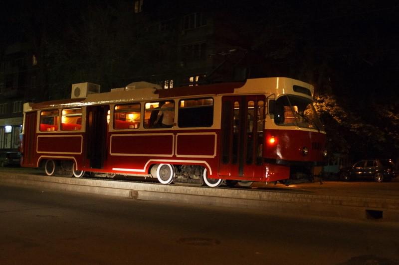Романтикалық трамвай