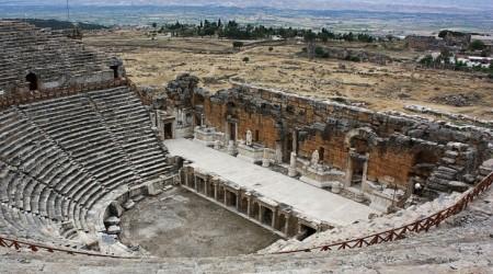 Ежелгі гректердің театр өнері туралы