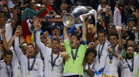 «Реал» оныншы рет Чемпиондар лигасын иеленді