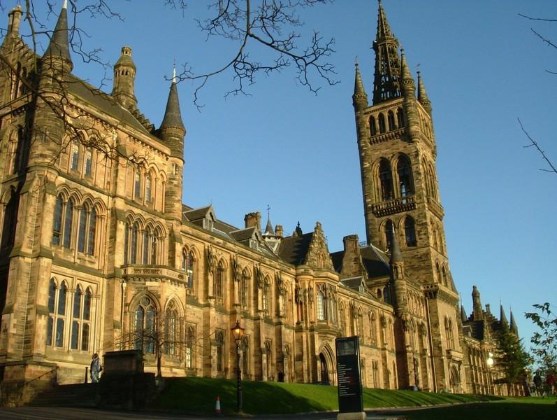 Глазго университеті (University of Glasgow)