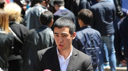 Фото: Алматыда Ұлттық Тестілеудің алғашқы күні өтті