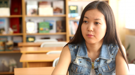 Видео: ҰБТ-дан 125 балл жинаған түлек Массагет сайтына сұхбат берді