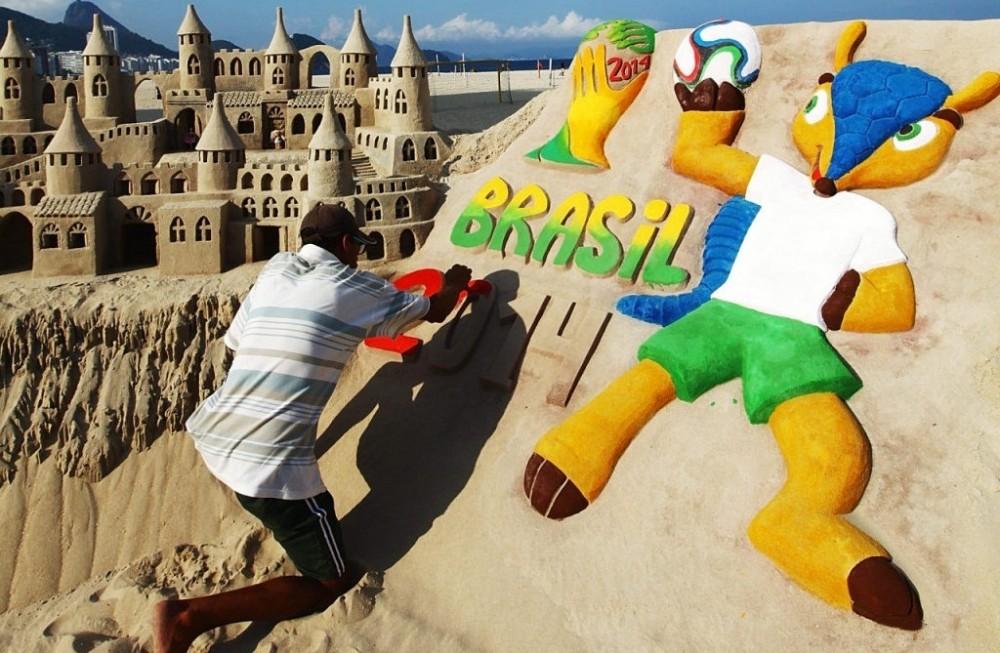 Бразилиядағы Әлем чемпионатынан 4,5 млрд доллар пайда түседі деп күтілуде