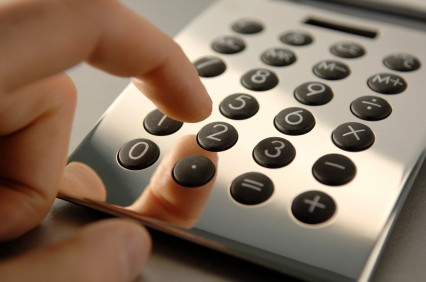 Неге телефон мен калькулятор сандары бірдей орналаспаған?