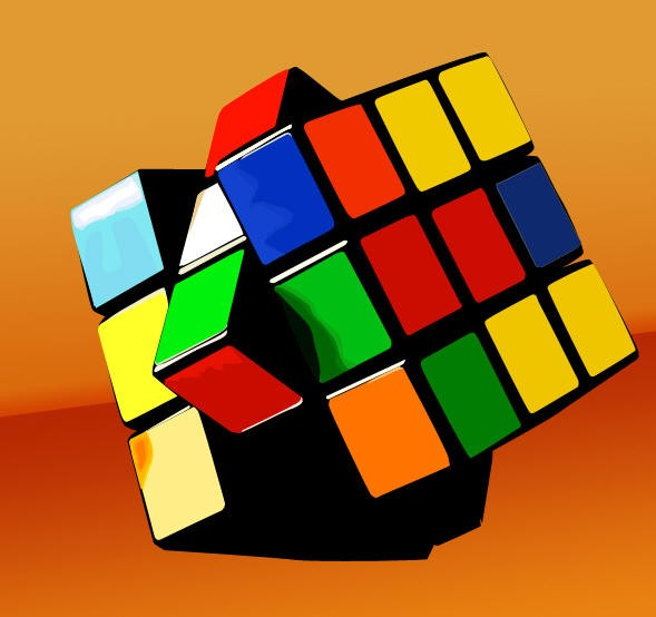 Кубик Рубикті 20 жүріспен шешуге болады