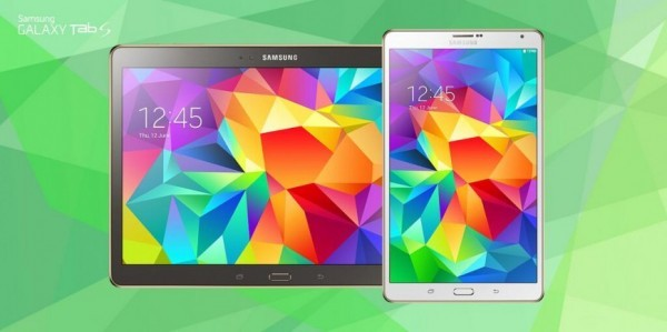 Galaxy Tab S: Samsung планшеттерінің жаңа сериясы