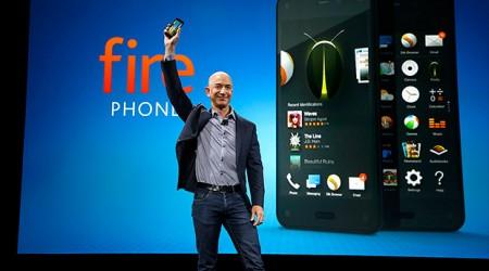 Кеше таныстырылған Amazon Fire Phone смартфонының сипаттамалары