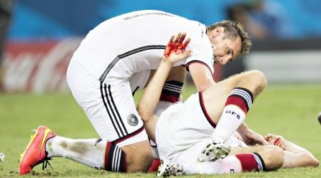 ӘЧ-2014. АҚШ - Германия -0:1