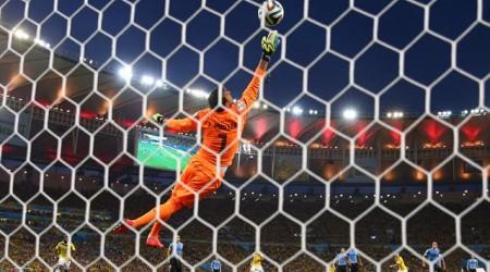 ӘЧ-2014. Колумбия – Уругвай – 2:0