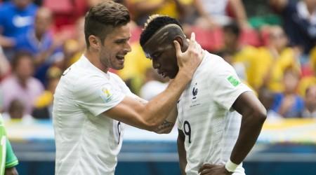 ӘЧ-2014. Франция – Нигерия – 2:0