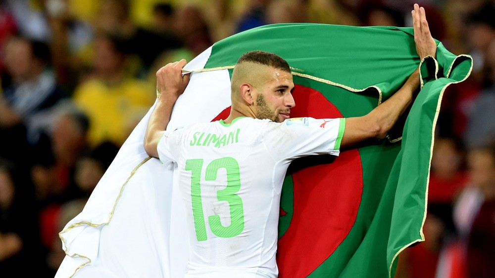 ӘЧ-2014. Германия – Алжир – 2:1