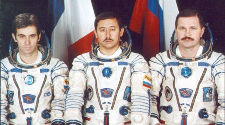 Талғат Мұсабаевтың ашық ғарышқа шыққанына 20 жыл!
