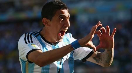 ӘЧ-2014. Ди Марияның голы Аргентинаны ширек финалға шығарды