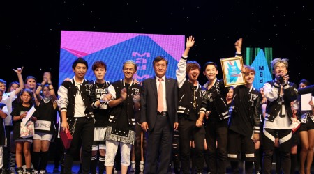 «Grand K-pop Festival 2014 in Kazakhstan» жеңімпазы анықталды