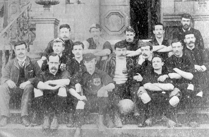 Футбол тарихы: Куджудан ФИФА-ға дейін