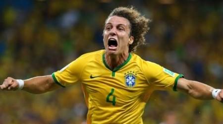 ӘЧ-2014. Бразилия жартылай финалда