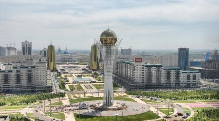 Астана қаласы туралы қызықты деректер