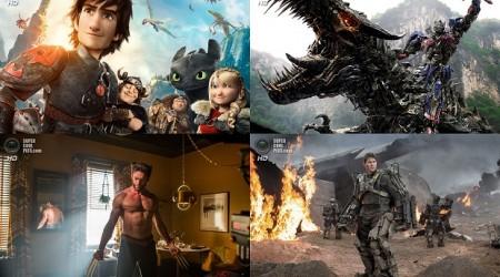 2014 жылдың ең қымбат 10 киносы