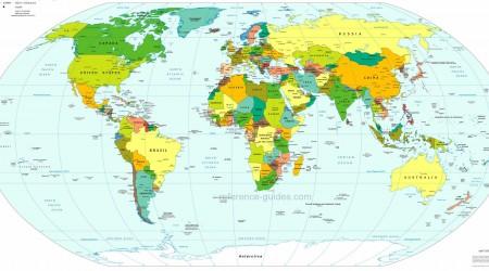 Географиядан онлайн тест