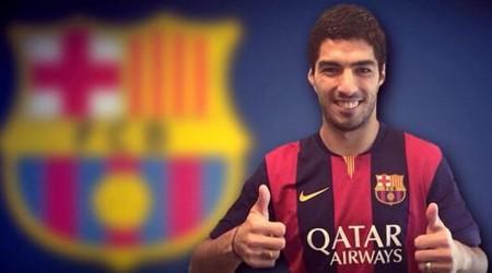 Луис Суарес «Барселонамен» бес жылдық келісімшартқа отырды