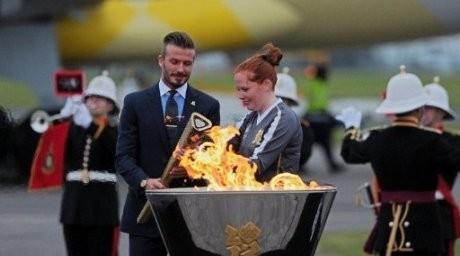 Олимпиаданың алғашқы факелы eBay аукционына қойылды